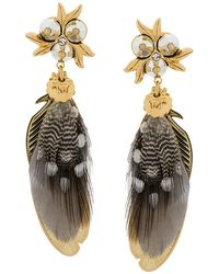Gas Bijoux - Sacha Earrings - Lyst