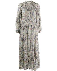 Zadig & Voltaire Printed Dress - Multicolor