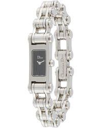Dior Pre-owned Dior Armbanduhr - Mettallic