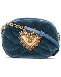 Dolce & Gabbana - Bandolera Sacred Heart - Lyst