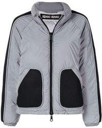 Ienki Ienki - Reflective Puffer Jacket - Lyst