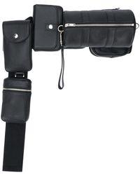 Ambush Sash ベルトバッグ - ブラック