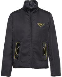 Prada ブルゾン ジャケット - ブラック