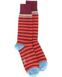 Paul Smith Klassische Socken - Orange