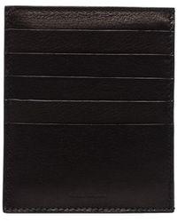 Rick Owens カードケース - ブラック