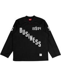 Supreme - 'business' スウェットシャツ - Lyst