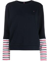 Tommy Hilfiger レイヤード Tシャツ - ブルー