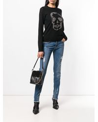 Zadig & Voltaire - Distressed Skinny Jeans - Lyst