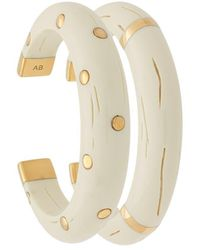 Aurelie Bidermann Caftan Moon Armband Set - Meerkleurig