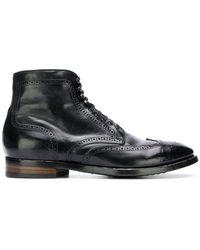 Officine Creative - Princeton 36 Boots - Lyst