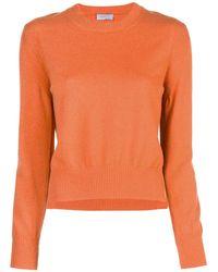 Rosetta Getty Pull crop classique - Orange