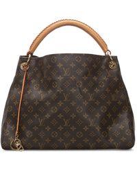 Louis Vuitton 2013 Pre-owned Artsy Tote Bag - Brown