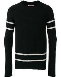 Ziggy Chen - Striped Cashmere Sweater - Lyst