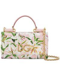 Dolce & Gabbana - Sicily Von Mini Bag - Lyst