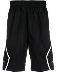 Nike Jordan Jumpman Diamond Track Shorts - Black