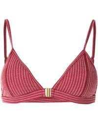 Duskii Haut de bikini Capriosca - Rouge