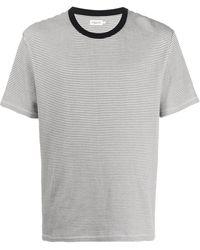 Filippa K ボーダー Tシャツ - グレー