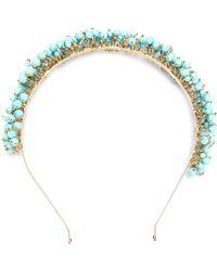 Rosantica Orturks Headband - Metallic