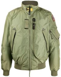 Parajumpers Masterpiece Bomber Jacket - Green