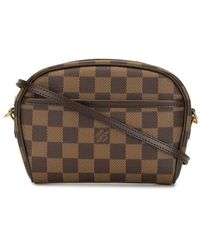 Louis Vuitton Borsa mini Ipanema Pre-owned 2001 - Marrone