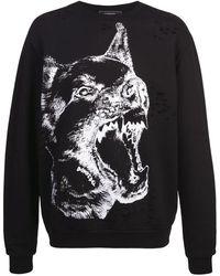 DOMREBEL Dogg セーター - ブラック