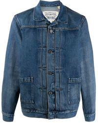 Levi's Denim Trucker Jacket - Blue