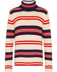 Gucci Sweater Met Applicatie - Rood