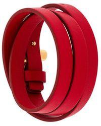 Tom Ford - Buckle Wrap Bracelet - Lyst