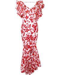 Bambah Sevilla Gown - White