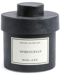 Mad Et Len Bougie D'apothicaire Spirituelle Scented Candle (300g) - Black
