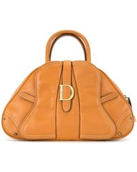 Dior - プレオウンドサドル ハンドバッグ - Lyst