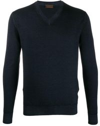 Altea スリムフィット セーター - ブルー