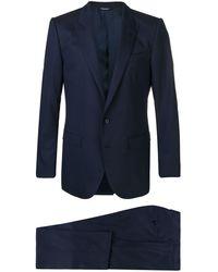 Dolce & Gabbana Traje formal de dos piezas - Azul