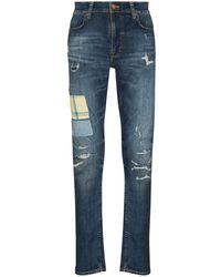 Nudie Jeans Lean Dean スリムジーンズ - ブルー