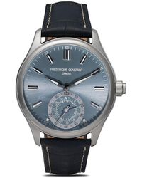 Frederique Constant Horological Smartwatch Gents Classics 42mm - ブルー