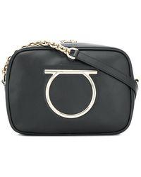Ferragamo - Vela Leather Bag - Lyst