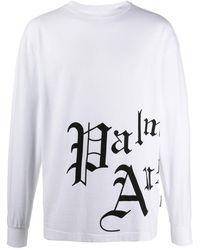 Palm Angels - ロゴ スウェットシャツ - Lyst
