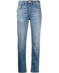 Zadig & Voltaire Mama Tapered Jeans - Blue