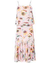 Romance Was Born - Eyeconic Sun Dress - Lyst