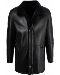 Ferragamo Однобортная Куртка - Черный
