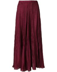 Mes Demoiselles - Ruched Skirt - Lyst