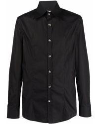 GmbH Classic Button-up Shirt - Black