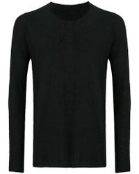 Label Under Construction - Arched Sweater - Lyst