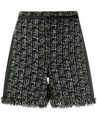 Karl Lagerfeld Karl X Olivia ショートパンツ - ブラック