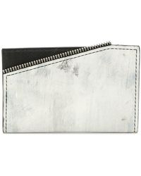 South Lane Avant Verge Wallet - White
