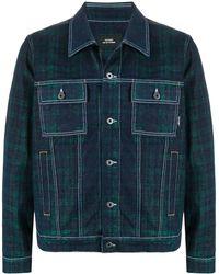 Rassvet (PACCBET) シャツジャケット - ブルー