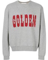 Golden Goose Deluxe Brand - プリント スウェットシャツ - Lyst