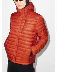 Helly Hansen Odin Lifaloft Down Padded Jacket - Orange