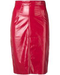 Fiorucci - Pencil Skirt - Lyst