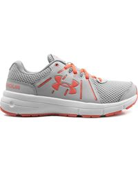 Under Armour Ua W Dash Rn 2 Sneakers - Gray